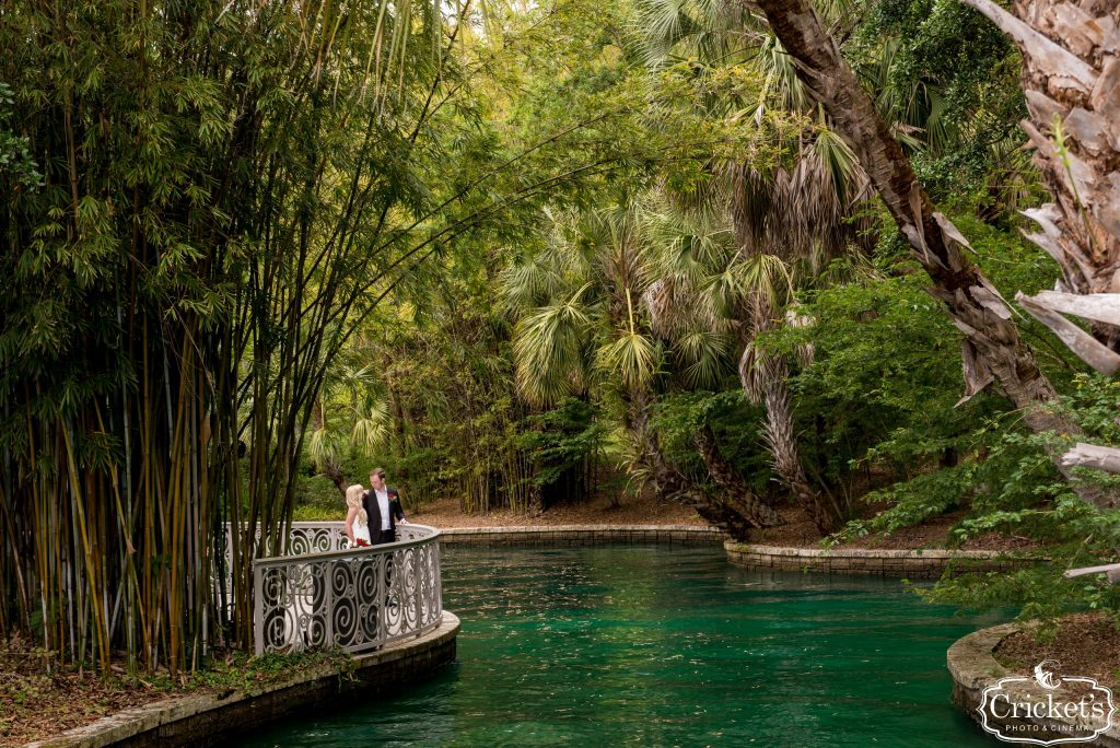 Universal Orlando Wedding - Just Marry Weddings - Cricket's Photography
