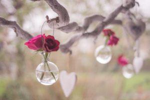 Valentine's Wedding Inspiration - Just Marry Weddings