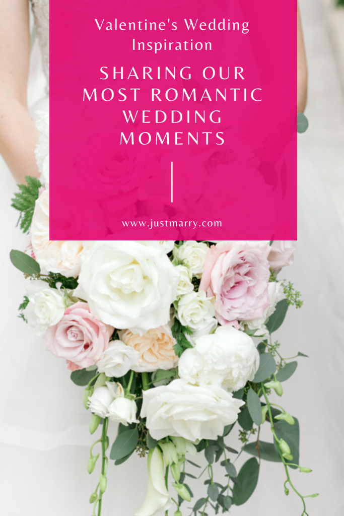 Valentine's Wedding Inspiration - Just Marry Weddings