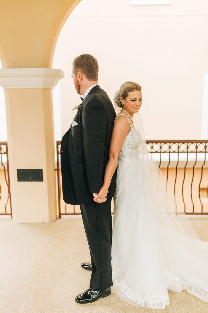 Week of the Wedding - Just Marry Weddings - Sydney Morman Photography - First Look