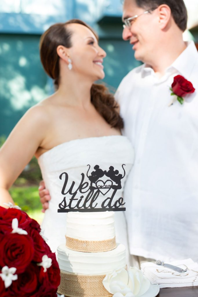 Vow Renewal Ceremony - Just Marry Weddings - Everlasting Photography