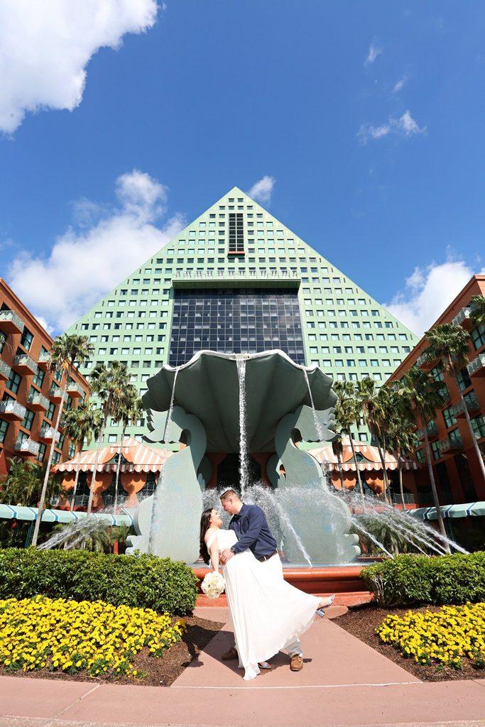 Walt Disney World Weddings (Regina Hyman)