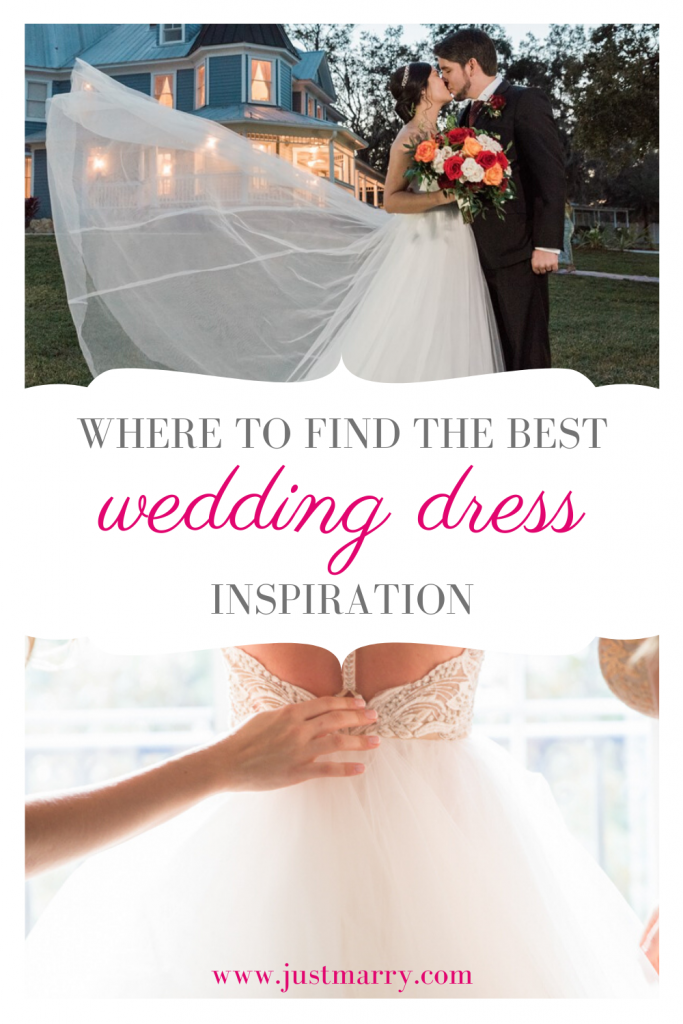 Wedding Dress Inspiration - Just Marry Weddings