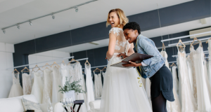Wedding Dress Shopping Tips - Just Marry Weddings