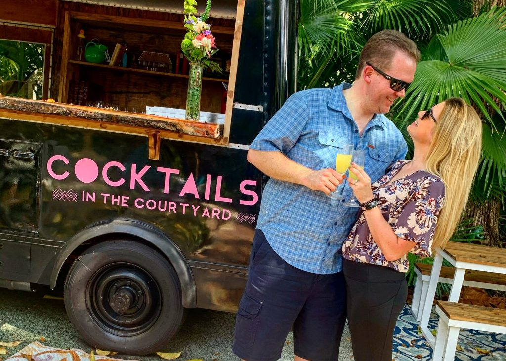 Wedding Ideas for Guests - Just Marry Weddings - Food Truck