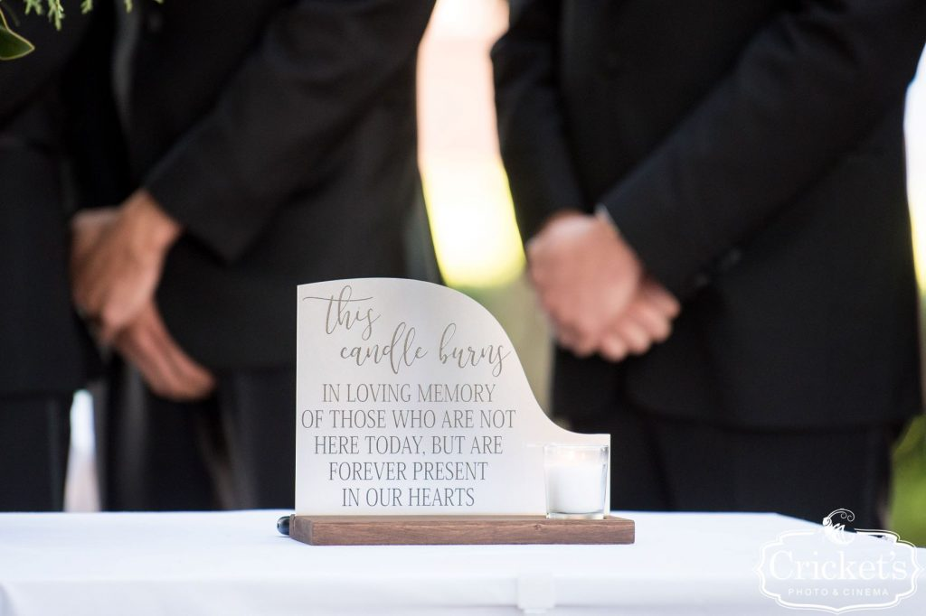 Wedding Memorial Ideas - Just Marry Weddings - Cricket's Photography - Candle Holder
