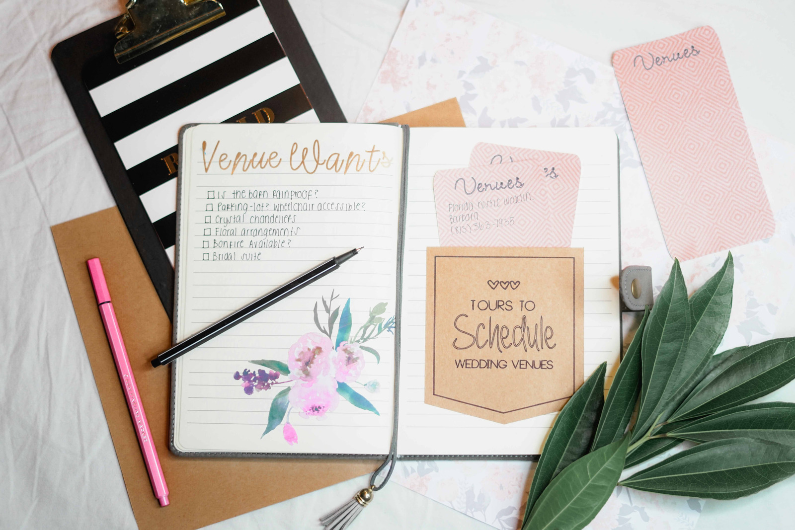 What to Look for in a Wedding Planner Services List | Discovering