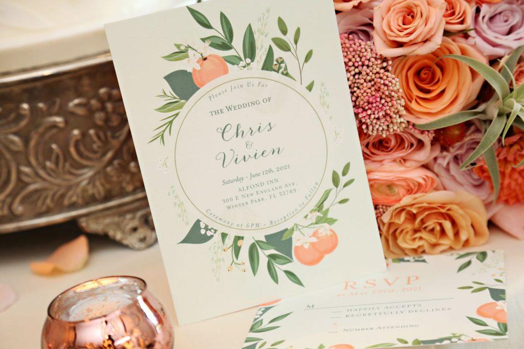 Wedding Stationery - Just Marry Weddings - (Regina Hyman) 3