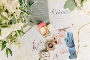Wedding Stationery - Just Marry Weddings - (Sydney Morman Photography)