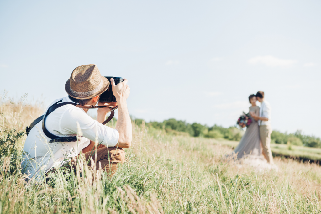 Wedding To Dos - Just Marry Weddings - Photographer