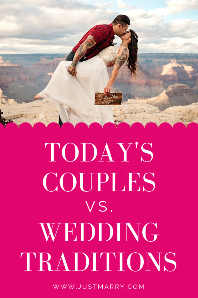 Wedding Traditions and Customs - Just Marry Weddings
