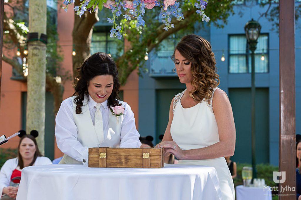 Wedding Unity Ceremony Ideas (Wine) - Just Marry Weddings - Matt Jylha Photography