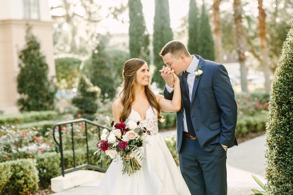 Wedding Venues in Orlando | The Alfond Inn Wedding of Kyra and Tommy