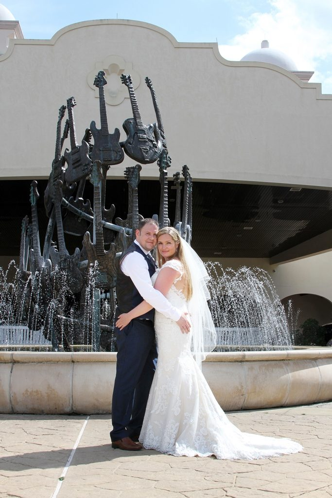Weddings in Orlando (Ginger)