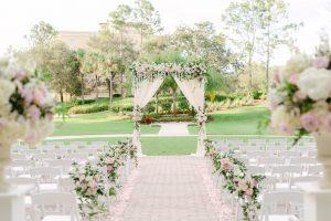 Winter Wedding - Just Marry Weddings - Ledia Tashi Photography - Ceremony Decor