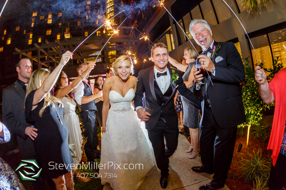 Wedding Planning 911: I Can't Get a Reception Send-off Approved!